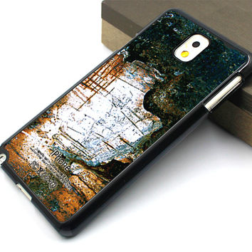old wall Samsung case,wall samsung Note 4,painted wall samsung Note 3,wall samsung Note 2,blue wall Galaxy S3 case,old wall Galaxy S4 case,art wall Galaxy S5 case