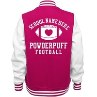 Powderpuff Football: Mom Means Business