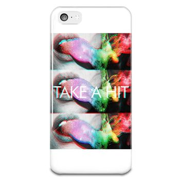 Take A Hit iPhone 5-5s Plastic Case