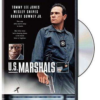 Stuart Baird & Tommy Lee Jones & Wesley Snipes-U.S. Marshals