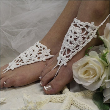 ATHENA Barefoot sandals