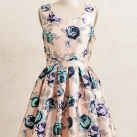 Magical Feeling Floral Dress