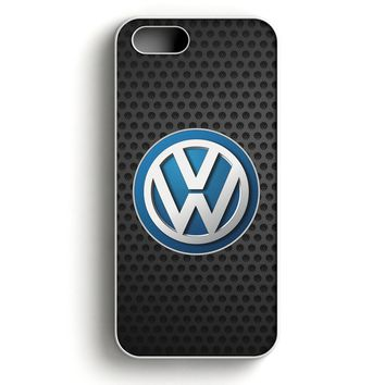 VOLKSWAGEN LOGO PHONE CASE COVER FOR IPHONE AND SAMSUNG S123