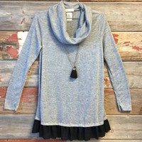 Ruffled Up Tunic
