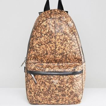 Matt & Nat Cork Backpack at asos.com