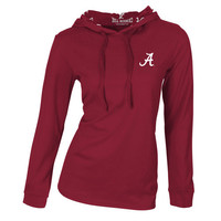 University of Alabama Supreme Hooded Long Sleeve