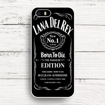 iPhone 4s 5s 5c 6s Cases, Samsung Galaxy Case, iPod Touch 4 5 6 case, HTC One case, Sony Xperia case, LG case, Nexus case, iPad case, Lana Whiskey Del Rey Daniels Jack Cases