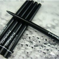 2015 New High Quality Black Eye Liner Smooth Waterproof Cosmetic Makeup Eyeliner Pencil [9325735492]