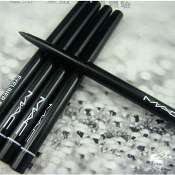 2015 New High Quality Black Eye Liner Smooth Waterproof Cosmetic Makeup Eyeliner Pencil [8833419020]