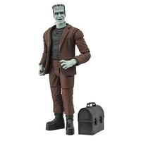 Munsters Select Herman Munster Action Figure - Diamond Select - Munsters - Action Figures at Entertainment Earth
