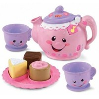 Walmart: Fisher-Price Laugh & Learn Pretty Please Tea Set