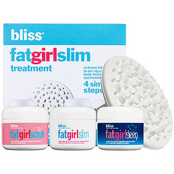 Bliss FatGirlSlim Treatment Kit   (FatGirlSlim Treatment Kit)