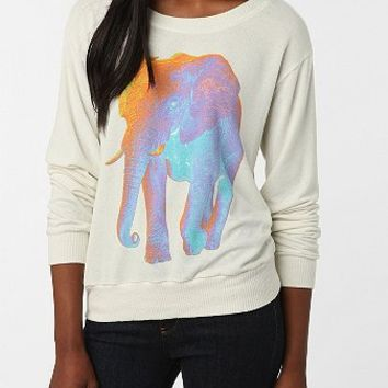 Truly Madly Deeply Psychedelephant Sweatshirt
