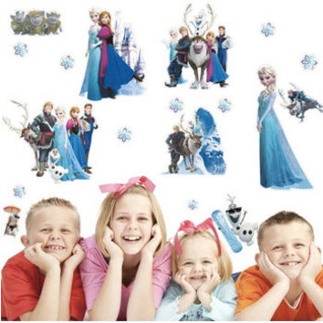 Frozen Multi-Stickers