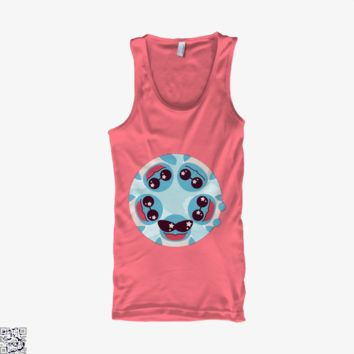 Squirtle Squad, Pokemon Tank Top