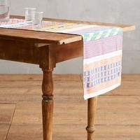 Sonora Runner by Anthropologie Multi Runner Dinnerware