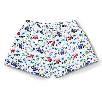 The Venice Beaches Swim Trunks by Kennedy