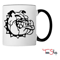 Bulldog Coffee & Tea Mug