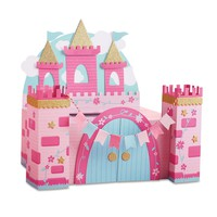 Valentine's Day Create Your Own Castle Mailbox Kit - Spritz™