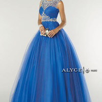 Alyce Prom 6433 Alyce Paris Prom Lillian's Prom Boutique