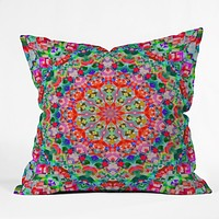 Lisa Argyropoulos Inspire Victoriana Throw Pillow