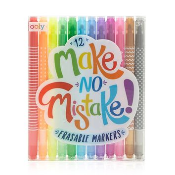 OOLY Erasable Marker Set
