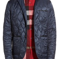 Burberry Gillington Water Resistant Quilted Jacket | Nordstrom