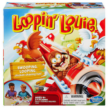 Loopin' Louie Game