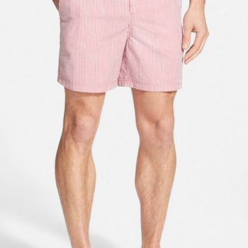 Men's Original Penguin Seersucker Volley Shorts,