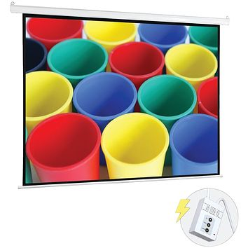 "Pyle Pro Motorized Projector Screen (100"")"