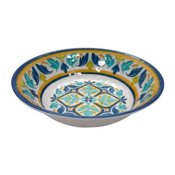 Bobby Flay Home Medallion Cereal Bowl