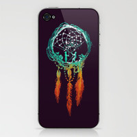 Dream Catcher (the rustic magic) iPhone & iPod Skin by Budi Satria Kwan | Society6