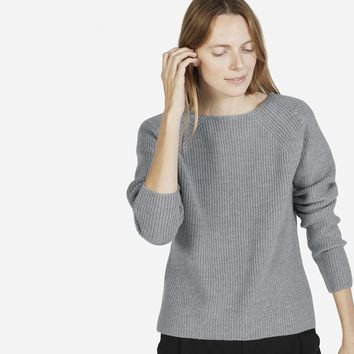 Everlane | The Chunky Wool Wide Crew Neck – Everlane