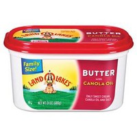 LOL BUTTER 24OZ TUB W/ CANOLA OIL : Target