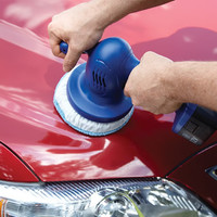The Detailer's Cordless Car Buffer