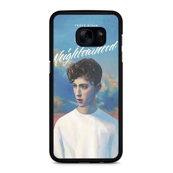 Blue Neighbourhood Troye Sivan Samsung Galaxy S7 Edge Case