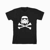 stormtrooper skull  For T-Shirt Unisex Aduls size S-2XL