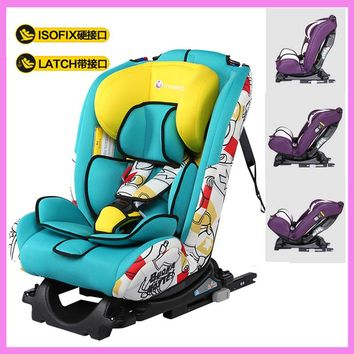 Innokids Baby Child Car Safety Chair Isofix Interface Harness Adjustable Baby Safety Seat Car Booster Chair Brand 0 - 12 Y