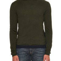 Roll-neck wool-knit sweater | Gucci | MATCHESFASHION.COM US
