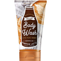 Marshmallow Pumpkin Latte Creamy Body Wash - Signature Collection | Bath And Body Works
