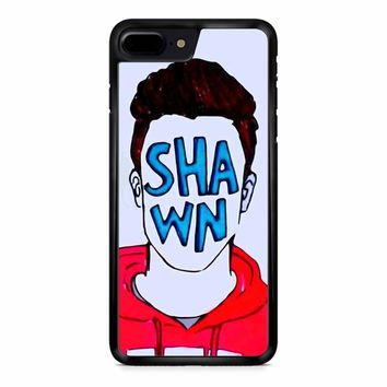 Shawn Mendes Art 3 iPhone 8 Plus Case