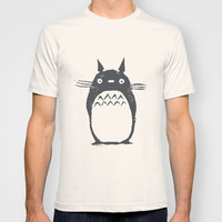 Totoro 2 T-shirt by Tom Henderson