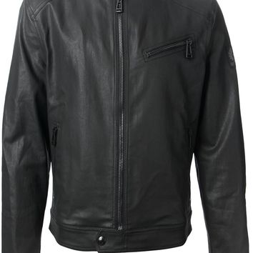 Belstaff faux leather jacket