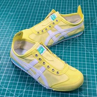 Onitsuka Tiger Mexico 66 Yellow White Sport Shoes - Best Online Sale