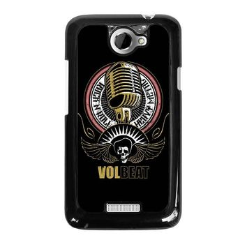 VOLBEAT HEAVY METAL HTC One X Case Cover