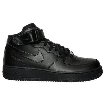 Women's Nike Air Force 1 Mid Casual Shoes