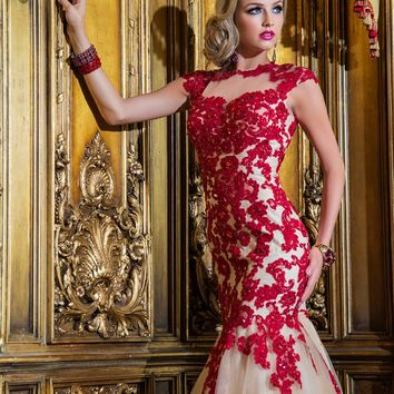 Jovani Cool Collection Prom Dress 33-1 - CB88907 2014