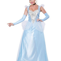 MOONIGHT Movie Sandy Girl Cinderella Princess Adult Cosplay Costume Deluxe Party Women Fancy Dress Halloween Masquerade Costume