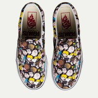 DCCK VANS x Peanuts Classic men & women casual shoes