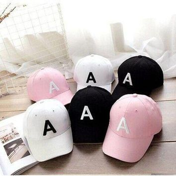DCCKU62 New arrival  Chance The Print letter Rapper A Dad Hat Baseball Cap Adjustable Letter fasion hat Embroidery Hip Hop
